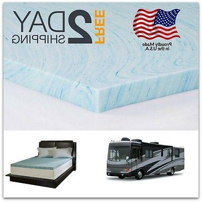"""Travel Pad for Short Bed 2"""""""