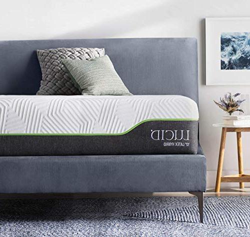 queen hybrid mattress