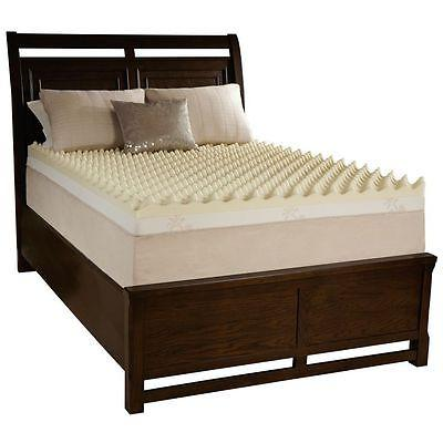 ULTIMATE COMFORT 4 INCH 3-LB MEMORY FOAM BEDDING MATTRESS TO