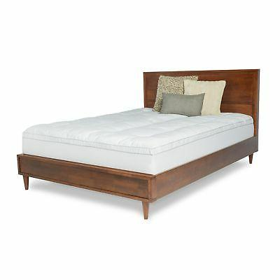 Select Memory Filled 3-inch Mattress Topper -