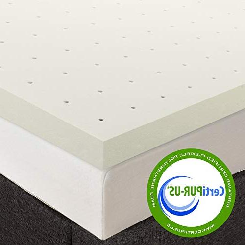 Best Price Mattress Mattress Inch Memory Foam Topper, Size