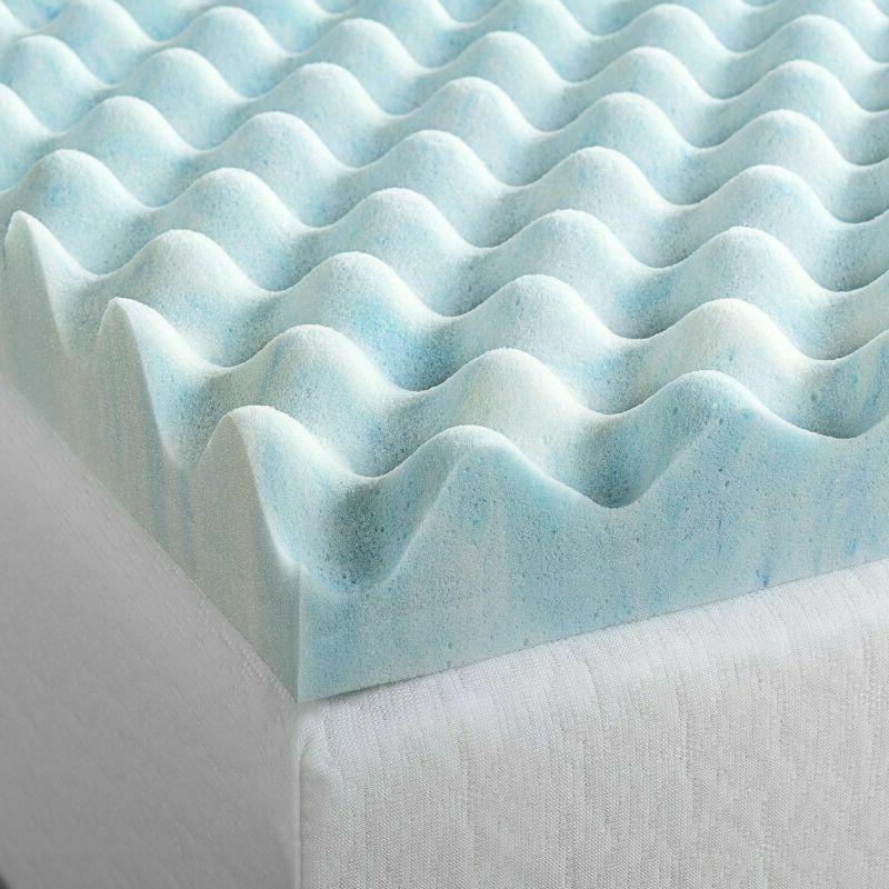 Zinus 2 Gel Foam Flow