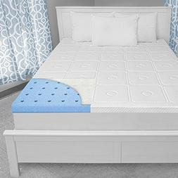 BioPEDIC Extreme Luxury 3-Inch Memory Foam Twin Mattress Top