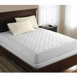 Mattress Cover/Protector Bed Bug Waterproof soft Topper Quil