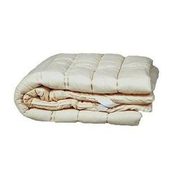 Mattress Pad Washable 100% Wool Bed Topper Twin Full Queen K