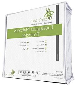 One's Own Mattress Protector, Renewable Organic Tencel/Euc