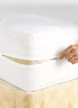 Carol Wright Gifts Mattress Protector Heavy-Duty Stain-Resis