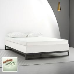 """Spa Sensations 4"""" Mattress Topper, Multiple Sizes, with Ther"""