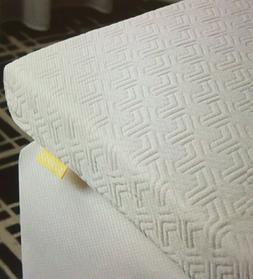 Mattress Topper Memory Foam Gel Bed Pad Ventilated Breathabl