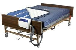 Med Aire Bariatric Heavy Duty Low Air Loss Mattress Replacem