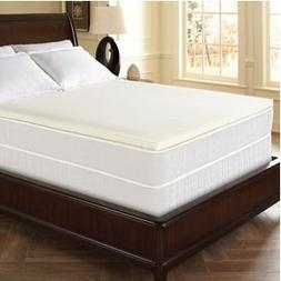 "Dream Serenity Memory Foam 1.5"" Comfort Topper, Multiple Siz"