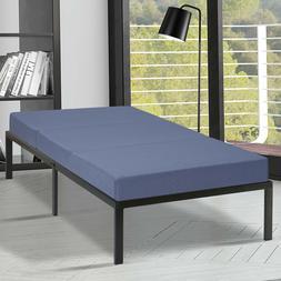 Memory Foam Guest Bed Mattress Single Foldable Topper Bedroo