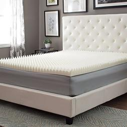 Memory Foam Mattress Topper Highloft Supreme 3 inch Pad Slee