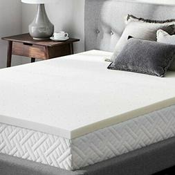 WEEKENDER 2 inch Memory Foam Mattress Topper - King