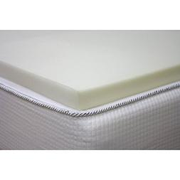 Rio Home Fashions 1.5 in. Memory Foam Topper