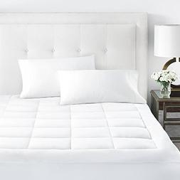 Sleep Restoration Premium Microplush Mattress Pad - Hypoalle
