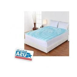 "Comfort Rx 2"" Orthopedic Gel Foam Mattress Topper"
