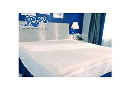 MyPillow My Pillow Three-inch Mattress Bed Topper