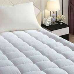pillow top mattress cover queen size bed