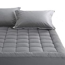Pillow top Mattress Pad Cover Cotton Down Alternative Topper