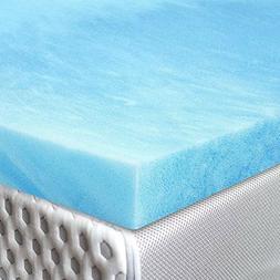 premium gel infused visco elastic memory foam