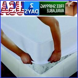 Utopia Bedding Premium Hypoallergenic Waterproof Mattress To