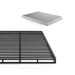 Zinus 4 Inch Low Profile Quick Lock Smart Box Spring / Mattr