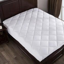puredown Down Topper Fitted Quilted 100% Cotton Top and Bott