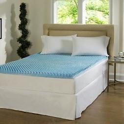 "3"" Queen Size Memory Foam Mattress Bed Topper Pad High Quali"