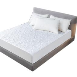 Quilted Waterproof <font><b>Mattress</b></font> Protector So