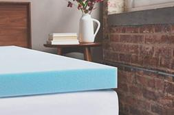 response gel memory foam mattress