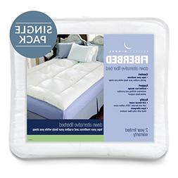 Restful Nights Down Alternative Fiber Bed  - Twin