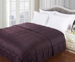 Superior Reversible Down Alternative Blanket, Bed Blanket an