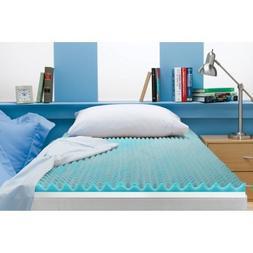 "3"" Queen Size Memory Foam Mattress Bed Topper Pad ORIGINAL B"