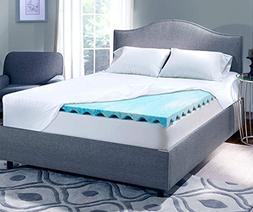 Serta Perfect Sleeper King 3-Inch Gel Memory Foam Mattress T