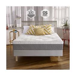 Sleep Innovations Shea 10' Memory Foam Mattress, Queen
