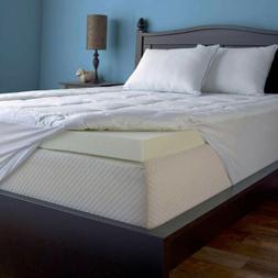 "SleepBetter IsoCool by Isotonic 3"" Memory Foam Mattress Topp"