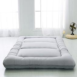 Lovehouse Sleeping Tatami Floor mat, Foldable Futon Tatami M