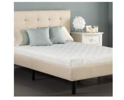 "Slumber Comfort 6"" Bunk Full Size Bed Spring Mattress Bedroo"