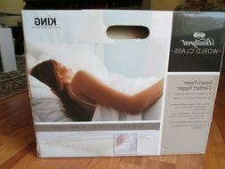 """Beautyrest Smart-Foam Mattress Topper, 1.5"""" Memory Foam  for"""