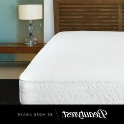 Soft Mattress Pad Cover Cotton T0P Bed Protector Topper Twin
