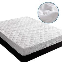 Bedsure Super Soft & Warm Mattress Pad Queen Size Hypoallerg