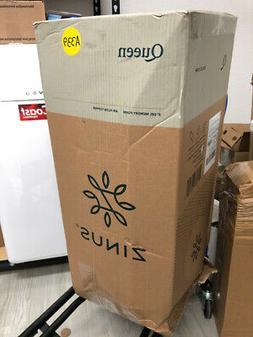 Zinus 3 Inch Swirl Gel Memory Foam Air Flow Topper, Queen