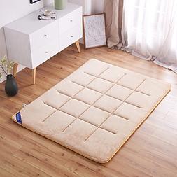 GX&XD Thicken Folding mattress,Tatami floor mat Floor lounge