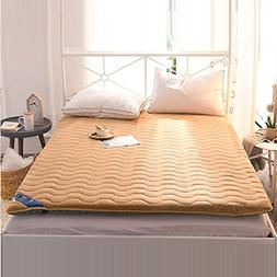 hxxxy Thickened Mattress Topper,Floor Mats With Thin Tatami