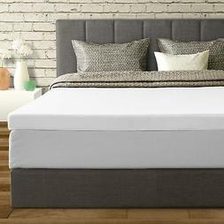 Best Price Mattress 3 Inch Topper Memory Foam Cover, Queen