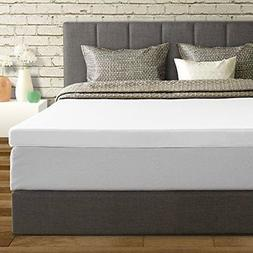 11f4ace7719 Best Price Mattress 3 Inch Topper Memory Foam Mattress with