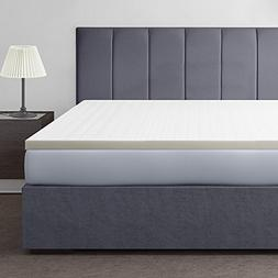 Best Price Mattress Full Mattress Topper - 2 Inch Memory Foa