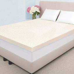 Authentic Comfort 4-in. Twin Biofresh Memory Foam Mattress T