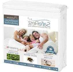 SafeRest Twin Extra Long  Premium Hypoallergenic Waterproof